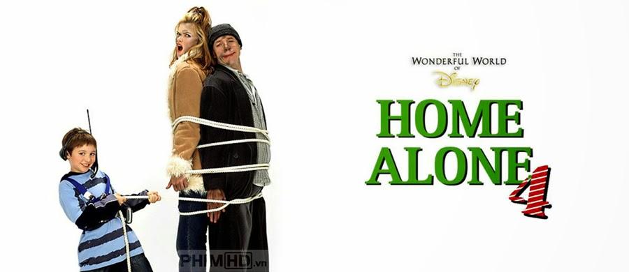 Phim Ở nhà một mình 4 VietSub HD | Home Alone 4 2002