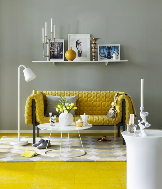 Decorar con amarillo la casa ideas para decorar dise ar for Ideas para disenar tu casa