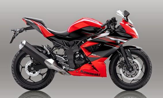 Spesifikasi dan Harga Kawasaki Ninja RR Mono Terbaru