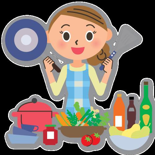 Mama w kuchni