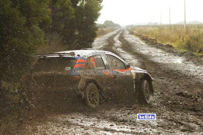 Gran expectativa en Lezama por el Rally Mar y Sierras