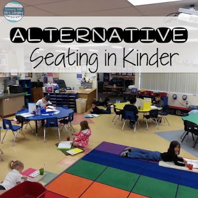http://kindertribe.blogspot.com/2016/01/alternative-seating-in-kindergarten.html