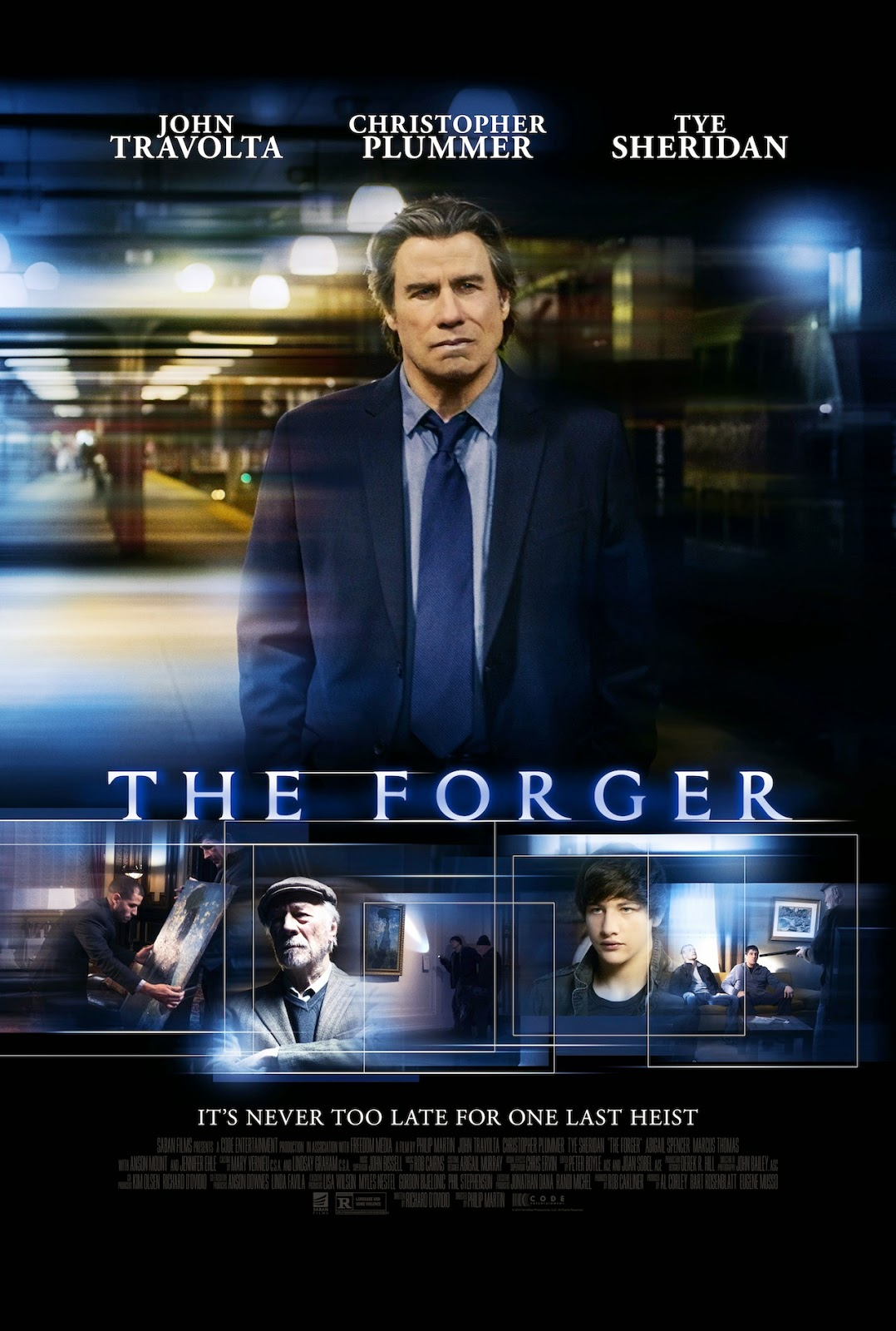The Forger 2014