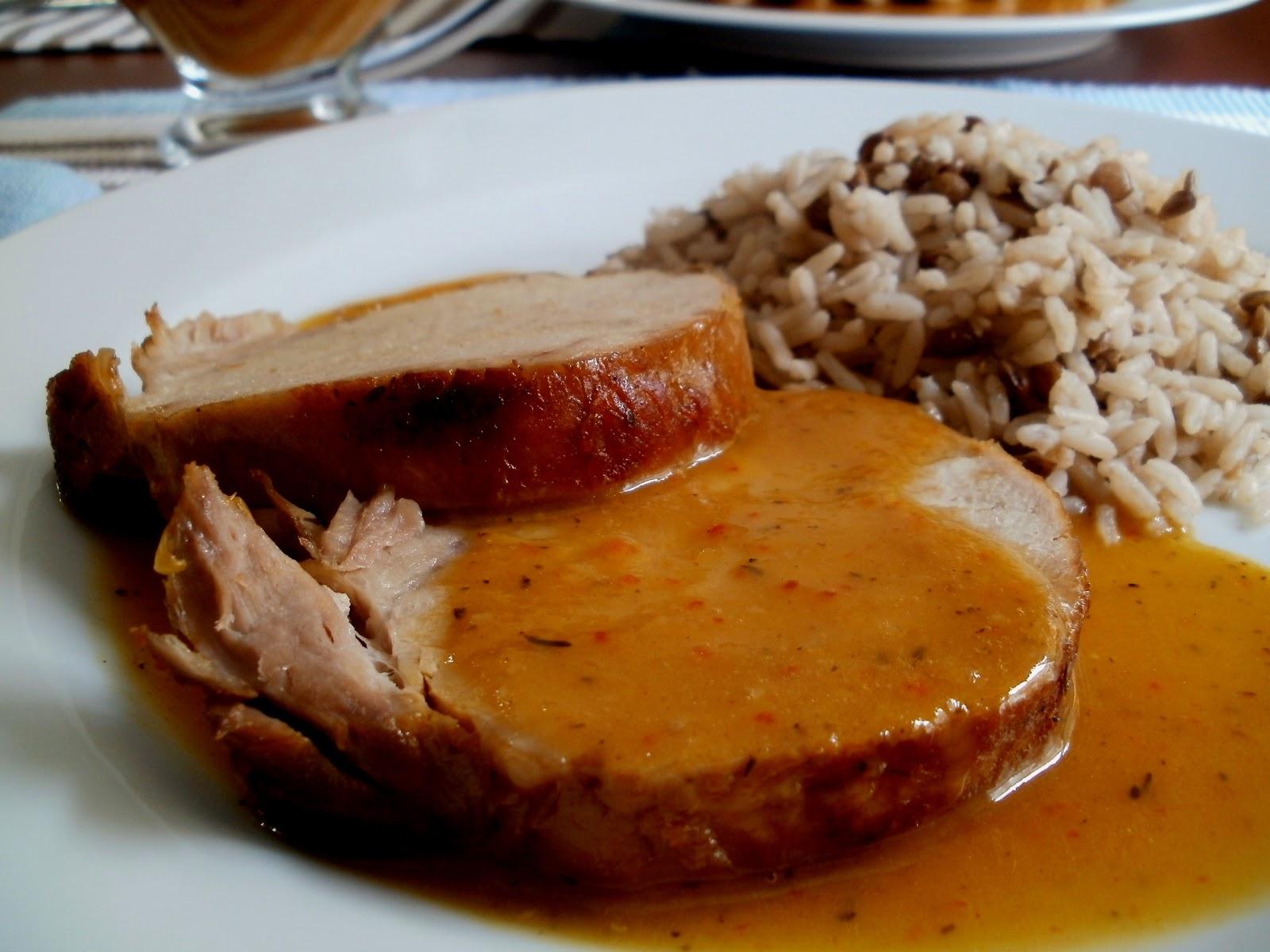 lomo de cerdo en salsa los antojos de clara lomo de cerdo a la naranja
