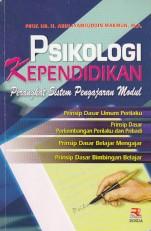 toko buku rahma: buku PSIKOLOGI KEPENDIDIKAN (Perangkat Sistem Pengajaran Modul), pengarang abid syamsuddin makmun, penerbit rosda