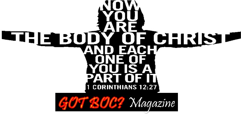 GOTBOC Christian Entertainment Magazine