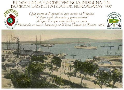 Sobrevivencia  Taina -  Boriken  1852