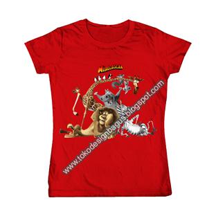 t-shirt-madagascar-desain-kaos-anak