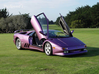 Dream Lamborghini Diablo