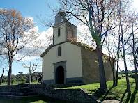 L'ermita de la Mare de Déu de La Damunt