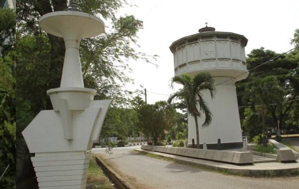 Menara Air Belanda di Kutaradja
