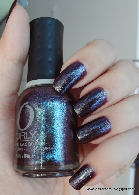 Swatch luce naturale indiretta Smalto Orly Galaxy Girl