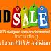 Kuki Concepts Lawn 2013 & Aalishan Chiffon Lawn Vol- 2 Catalog