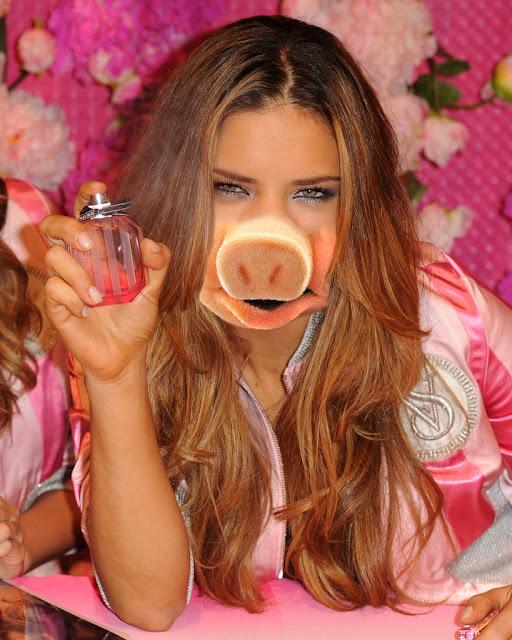 Adriana Lima diet