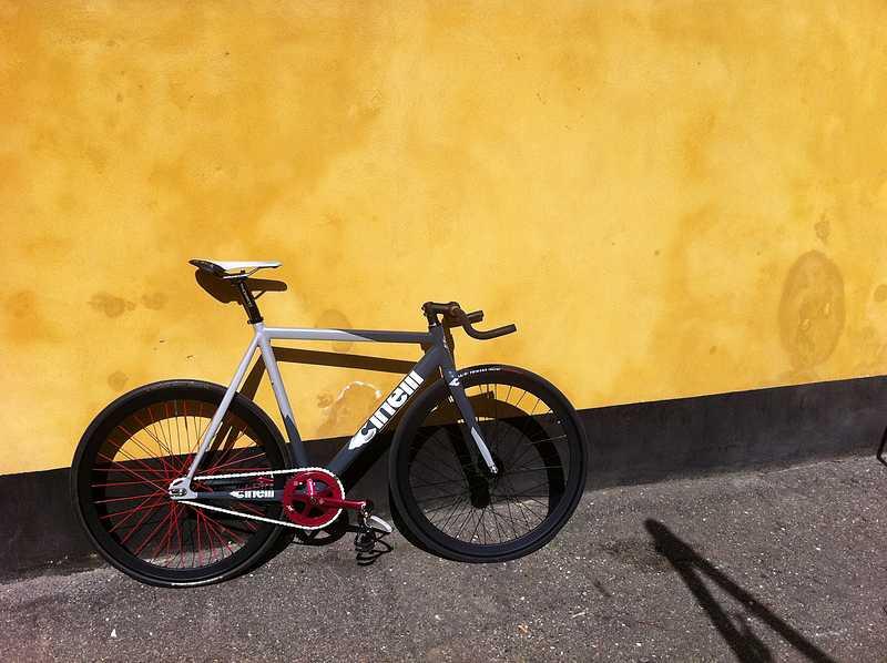Modifikasi Sepeda Fixie Sporty Style:Modifikasi Sepeda Fixie