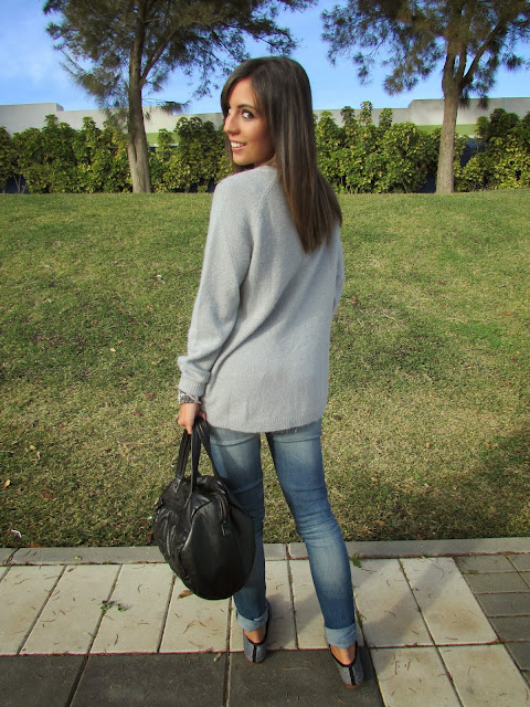 cristina style street style ootd outfit look tendencias fashion blogger