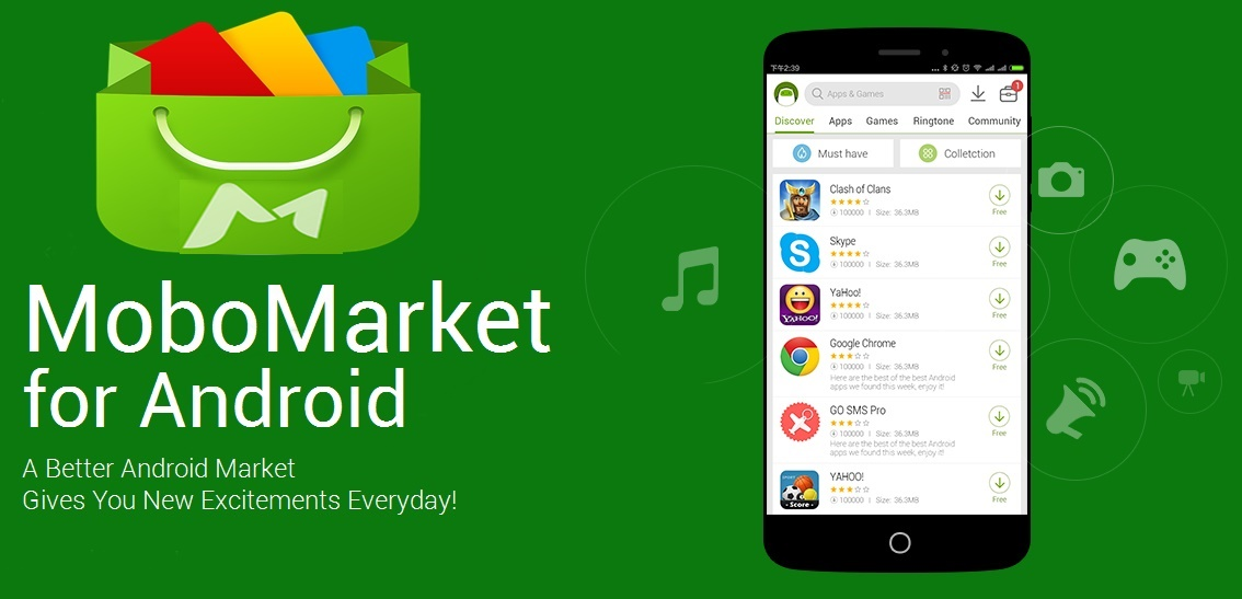 Program Market Android Download