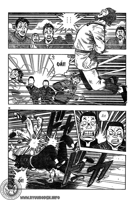 Hoàng Phi Hồng Phần 4 chap 64 Trang 15