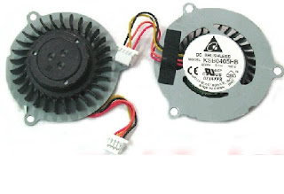 Fan Kipas Processor Asus 1015 / 1015b Bulat (AMD)