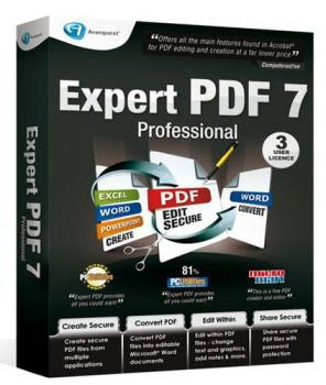 What is the .AVANQUEST SOFTWARE EXPERT PDF 7 PROFESSIONAL file type