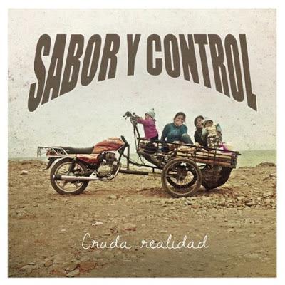 Cdm Sabor Y Control Cruda Realidad cd Nuevo Y Sellado