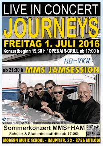 Vorschau Sommerkonzert 2016 - Freitag, 1. Juli 2016 ab 17:00 h
