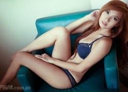 Ann B Mateo Couch Sexiness [Week 4]