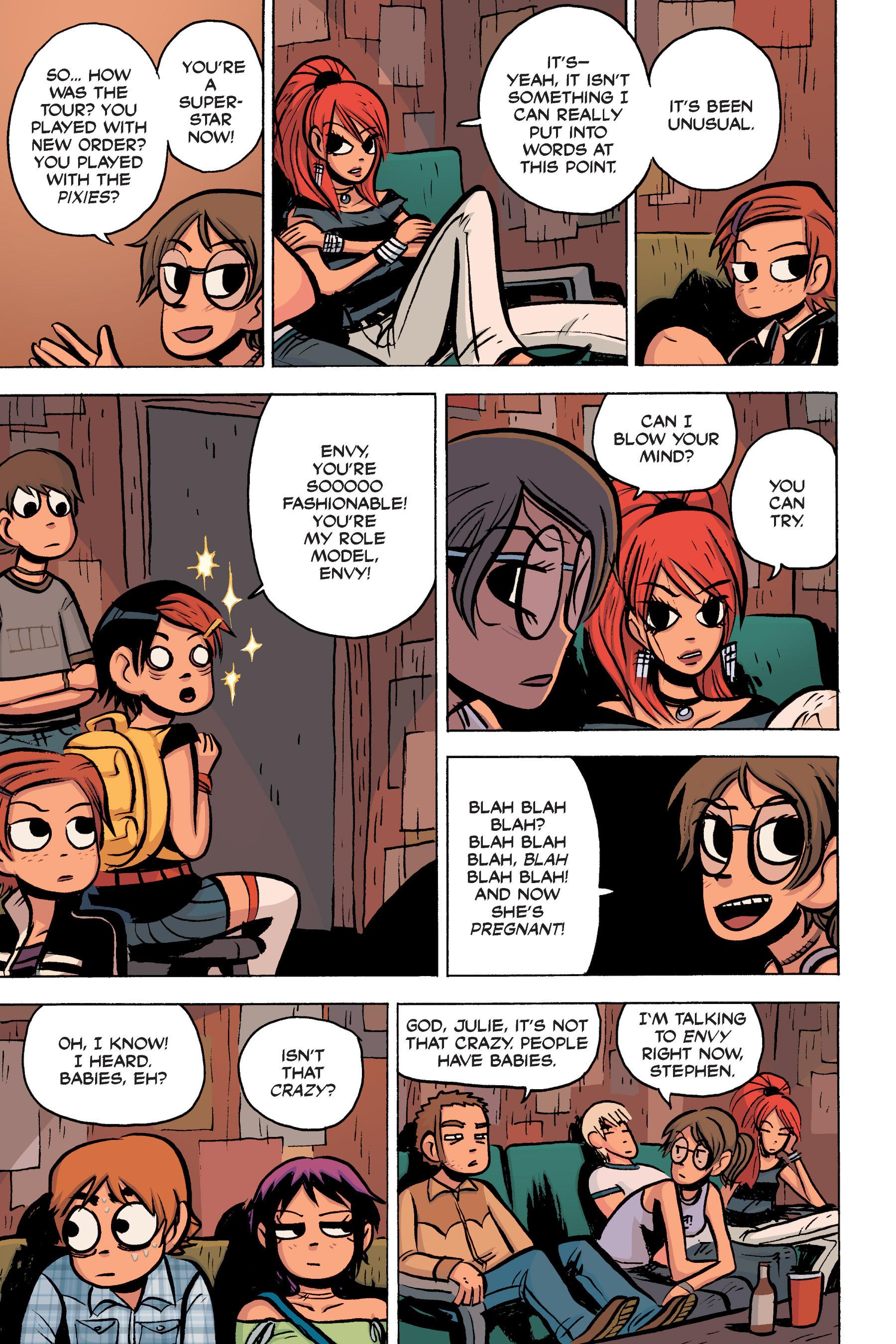 Read online Scott Pilgrim comic -  Issue #3 - 14