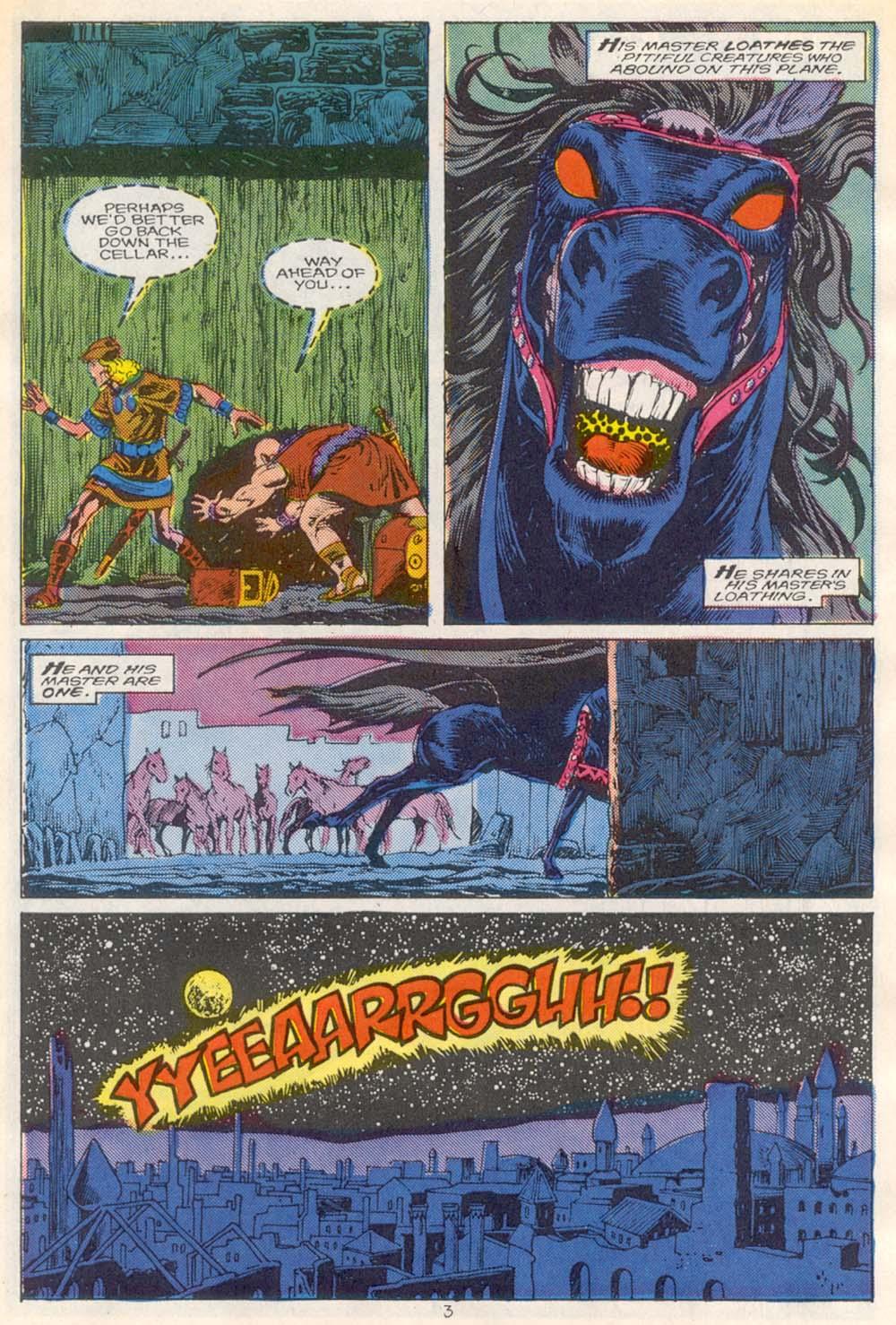 Conan the Barbarian (1970) Issue #209 #221 - English 4