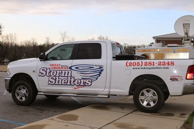 storm shelters alabama