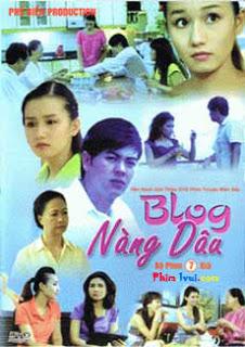 Xem Phim Blog Nàng Dâu - Blog Nang Dau VTV3