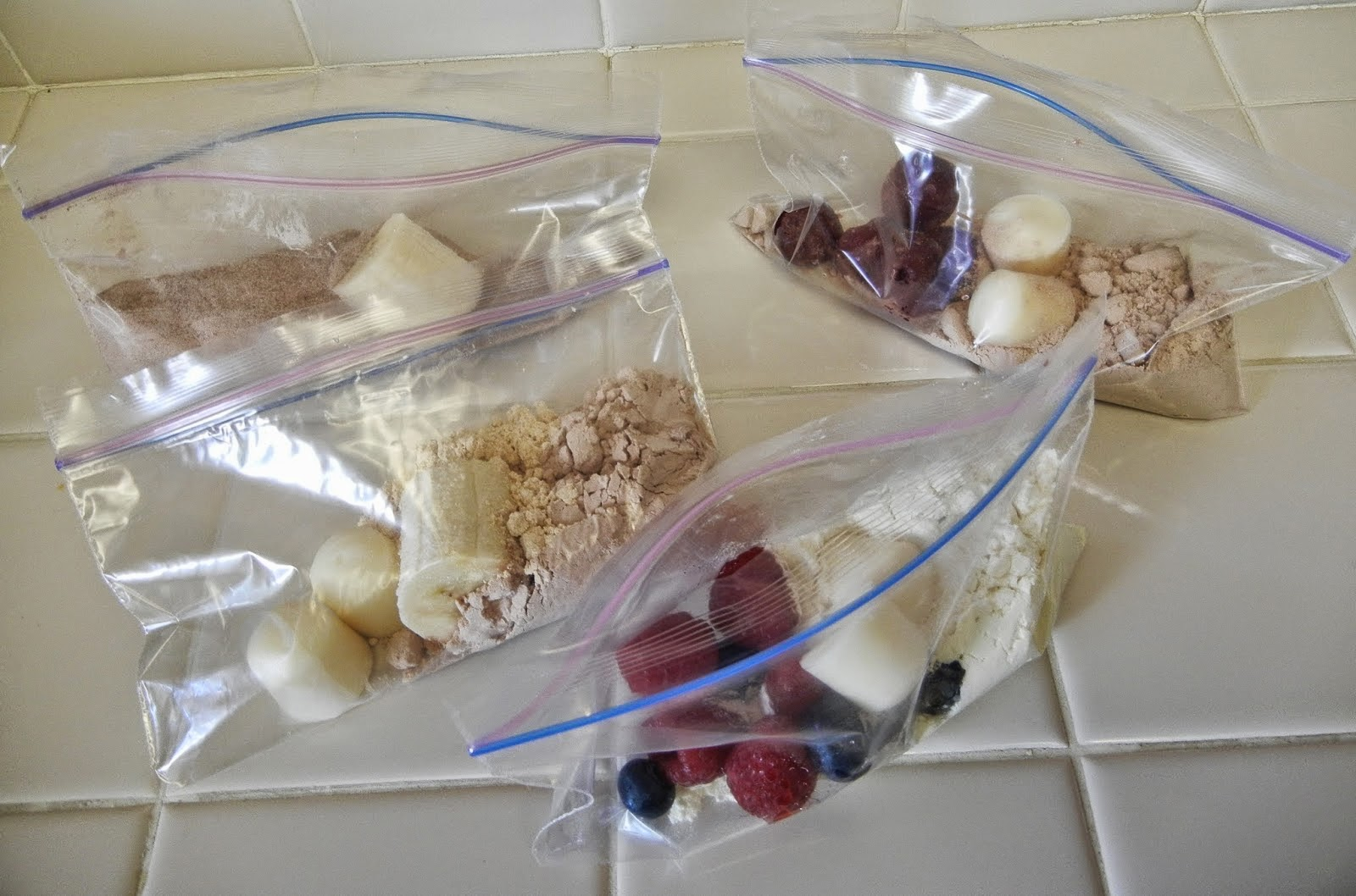 Eggface+Make+Ahead+Protein+Shakes+in+a+Bag Weight Loss Recipes Greek Yogurt   6 Protein Packed Breakfast Recipes