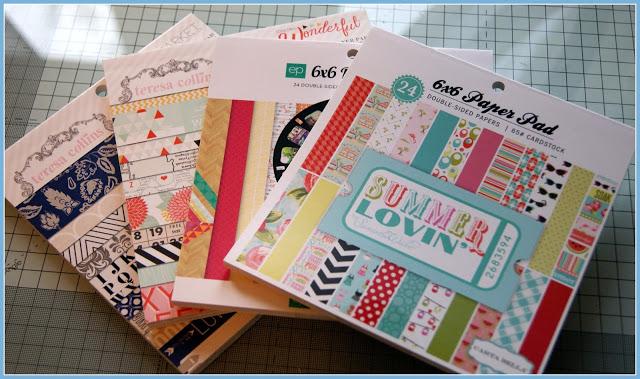 Liz's Fab Paper pad giveaway