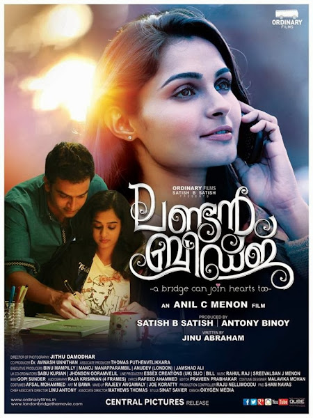 Poster Of London Bridge 2014 720p Malayalam HDRip Full Movie