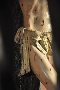 Christ à Ronceveau