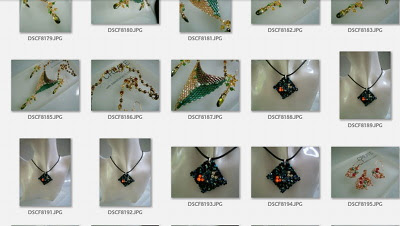 Small Sample of Unsorted Jewelry Photos