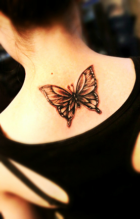 free tattoo designs a series of butterfly tattoo designs. Black Bedroom Furniture Sets. Home Design Ideas