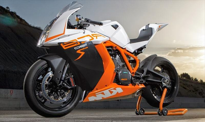 KTM RC8 Sports White Bikes HD Wallpapers