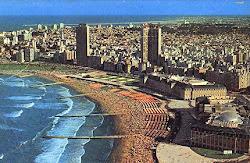 Mar del Plata, principal balneario de Argentina