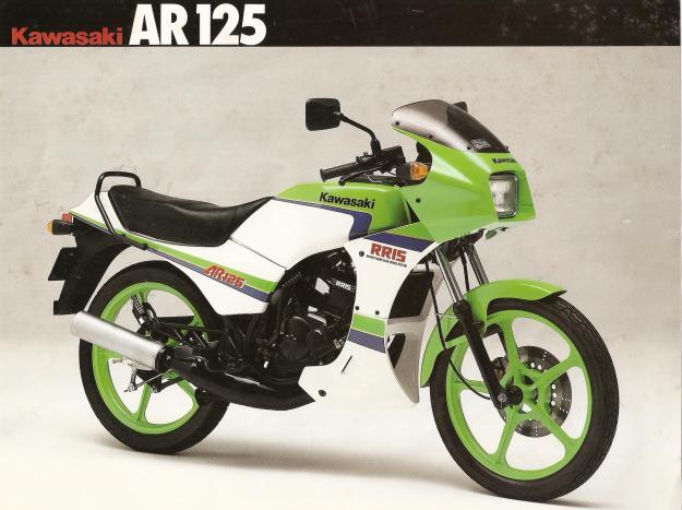 Kawasaki Ninja Club - Cikarang: Motor Sport 2-Tak Kawasaki