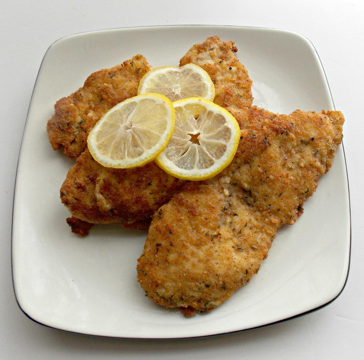 how to make italian breaded chicken