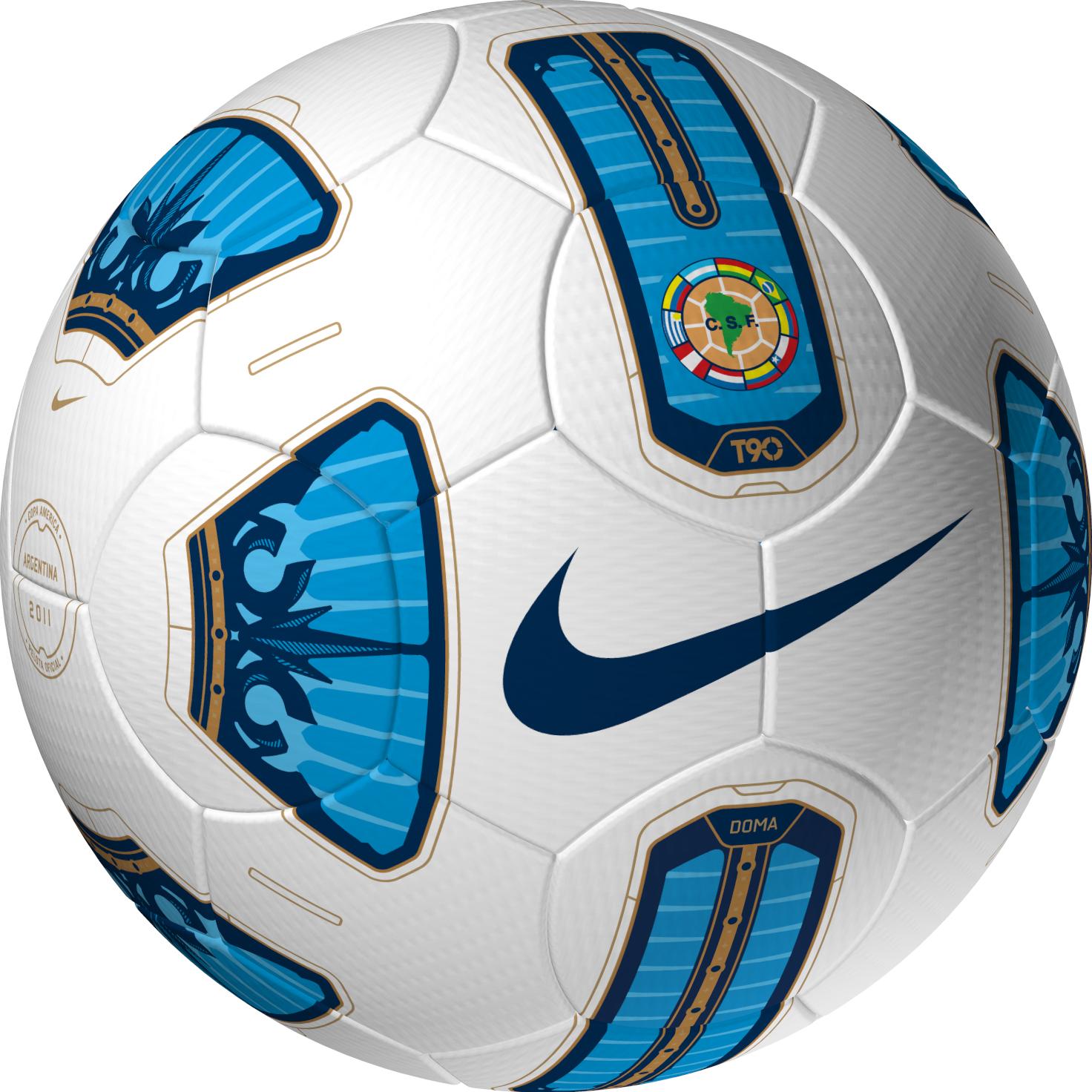 Imagenes De Balones De Futbol Del America - Los 7 Balones con los que se ha jugado la Copa América