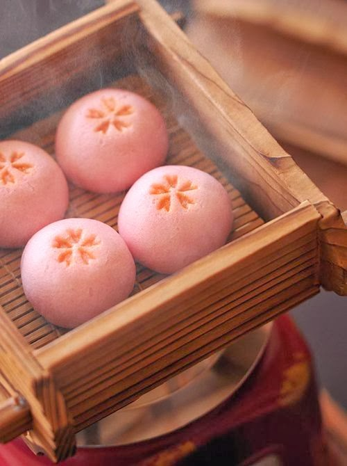 日式饅頭 Japanese sweets, Manju