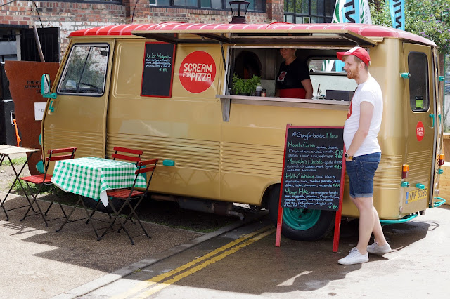 Hello Freckles British Street Food Awards Newcastle Scream For Pizza