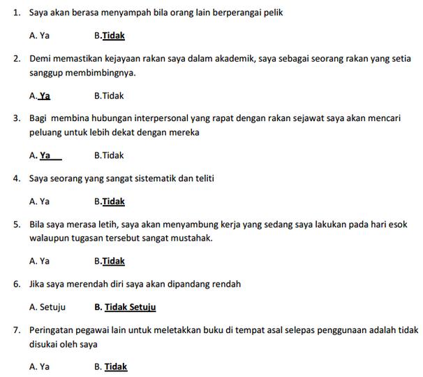 Contoh Soalan Peperiksaan Online Pembantu Tadbir Gred N17 Jualbeli Shop Online Classifieds Forum Cari Infonet