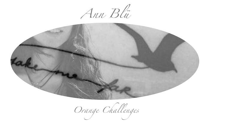 Anna - OrangeChallenges