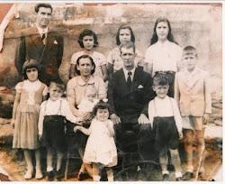 Família de José Frozino