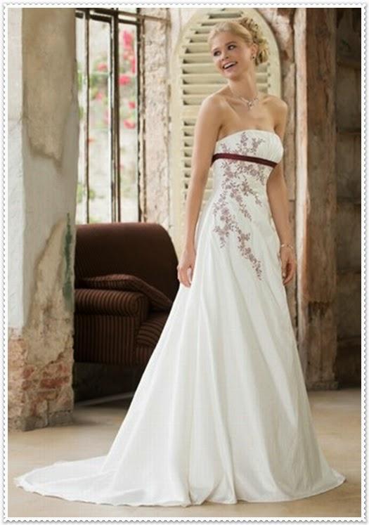 WEISE-Brautkleider Kollektion 2014