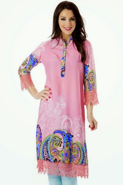 Latest Fancy Designer Long Shirt for Jeans