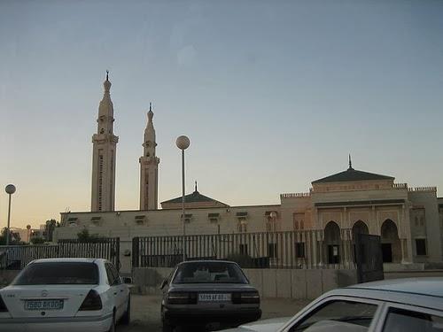 Masjid Mauritania (Flickr)